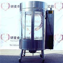 圆筒烤鸭炉