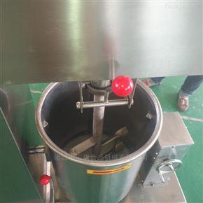 高速肉质品卧式打浆机山东汇康机械制造