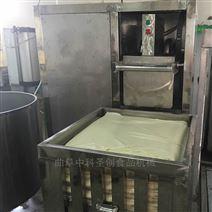 全自動豆干機,濟寧豆腐干機廠家培訓技術