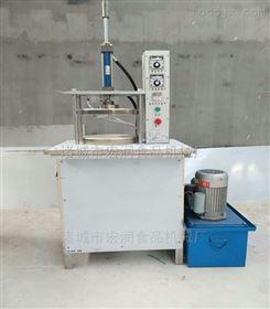 宏润不锈钢面食压饼机配件