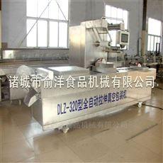 DLZ-320豆干连续拉伸膜真空包装机设备