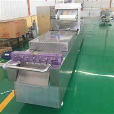 DLZ-520全自动素肉拉伸膜真空包装机