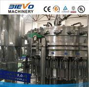 自动三合一含气饮料生产线