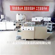 池州市豆腐皮机器 干豆腐加工设备现场培训