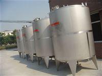 2000-20000L304不锈钢无菌储水罐/原水箱/纯水箱