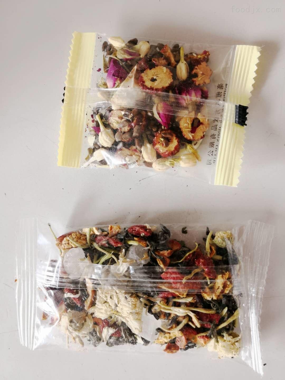 五谷杂粮八宝饭转盘式称重颗粒包装机