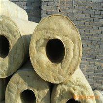 供应保温岩棉管施工环保材料