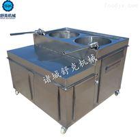 SGC-30地道台湾香辣脆皮肠大型液压灌肠机多少钱