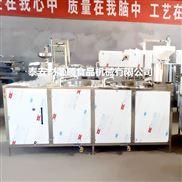 财顺顺全自动豆腐机的特点 大型豆腐机设计厂家