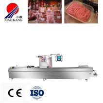 DLZ-520E小康全自动连续双面拉伸豆干包装机