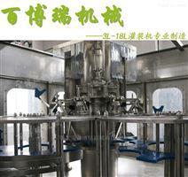 4.5L全自動專業不銹鋼礦泉水灌裝機