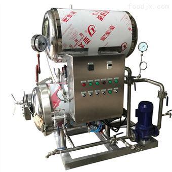 PL12强大机械喷淋式杀菌锅