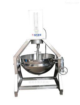 300L高粘度搅拌夹层锅