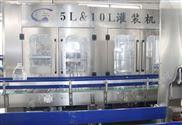 专业定制4.5L不锈钢液体灌装设备 水灌装机