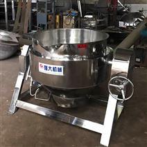 油炸黄金豆豆夹层锅 不锈钢卤煮锅