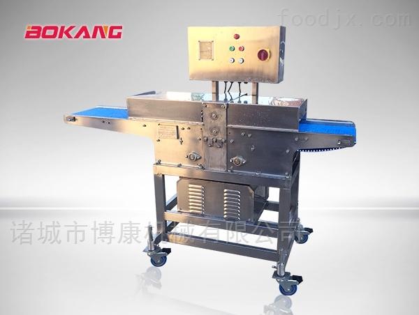 单通道无骨鸡柳切条机、产品尺寸定制