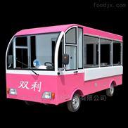 流動餐車全程扶持理想生活上天貓
