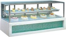 蛋糕冷藏展示柜-蛋糕展柜廠家--宏發展柜