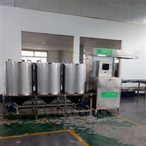 渭南做豆干的机器,全自动豆腐干机厂家培训