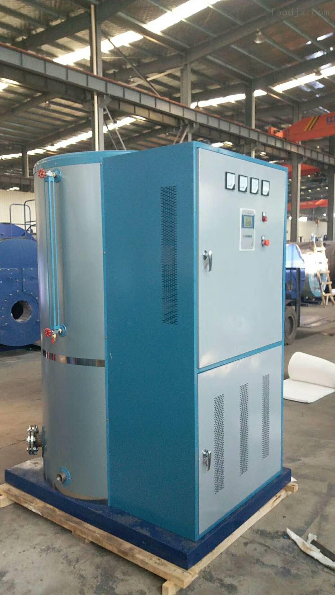 120KW不锈钢电开水锅炉