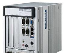 研华无风扇紧凑型嵌入式工控机ARK-5000