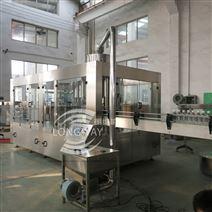 天山矿泉水15000瓶每小时四合一灌装机