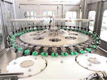 玻璃瓶旋转式全自动四十头冲瓶机