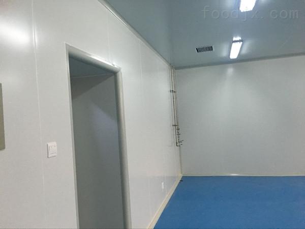 临沂净化工程安装净化彩钢板隔断