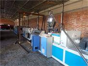 PVC落水管双螺杆管材挤出机设备厂家