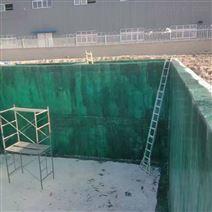 浙江龙泉冷却塔玻璃鳞片防腐施工