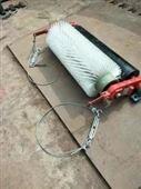 无动力铝合金滚刷清扫器