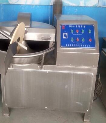 125型食品斬拌機