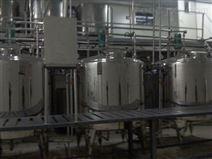 回收食品饮料加工设备 啤酒厂设备