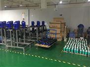 创升立式耐酸碱泵的使用条件