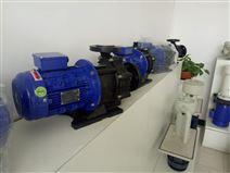 创升耐酸碱磁力泵在电泳漆环境下的注意事项