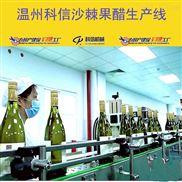 整套沙棘果醋飲料生產線設備價格|小型沙棘果醋發酵工藝廠家