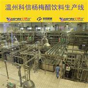 大型楊梅醋飲料生產線設備廠家|全套楊梅果醋飲料制作工藝