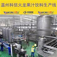 大型火龍果汁深加工設備價格|全自動火龍果汁生產流水線設備廠家