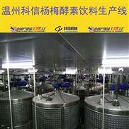 整套杨梅酵素生产设备价格 小型杨梅酵素饮料加工工艺