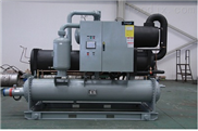 低温冷库专用载冷剂机组