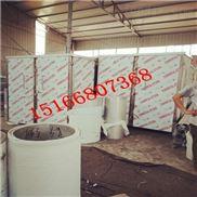 自贡市富顺县炊具厂家供应带子母车米饭馒头蒸箱 蒸馒头机 双门醒发箱使用图片