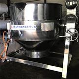 奶制品熬制锅 电加热夹层锅