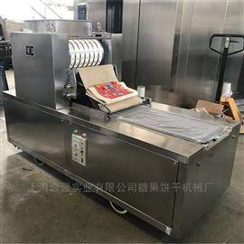 HQ-TSJ400/600全自动桃酥机 酥性饼干成型机 桃酥生产线