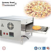 商用電控履帶式披薩爐鏈條式比薩爐烤箱數顯