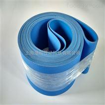 耐切割(PU)蓝色食品输送带