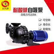 氟塑料耐腐蚀泵 自吸泵厂家 3天发货 速度快