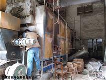 寶雞鍋爐改造生物質采用固氣復合燃燒