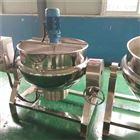 可倾式夹层锅热效率高加热均匀