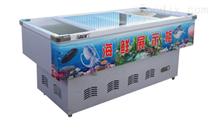 平面海鮮展示柜