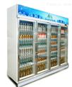 四门便利店冷柜饮料冷藏展示柜玻璃门冰柜